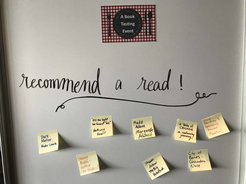 Recommend a read board